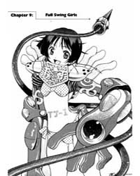 Little Jumper 9: Full Swing Girls Volume Vol. 9 by Yuuzou, Takada