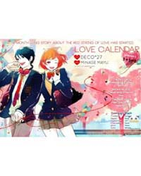 Love Calendar 1 Volume No. 1 by Deco*27