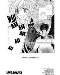 Love Monster 2 Volume Vol. 2 by Miyagi, Riko