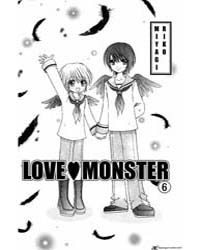 Love Monster 36 Volume Vol. 36 by Miyagi, Riko