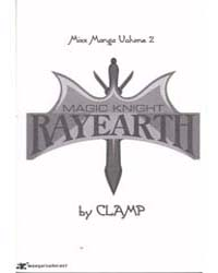 Magic Knight Rayearth 2 Volume Vol. 2 by Clamp, Ohkawa, Ageha