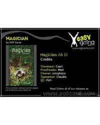 Magician 18 Volume Vol. 18 by Sarae, Kim