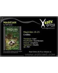 Magician 20 Volume Vol. 20 by Sarae, Kim