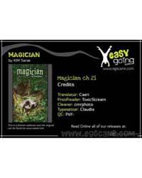 Magician 21 Volume Vol. 21 by Sarae, Kim