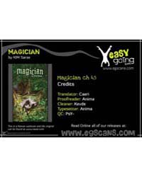 Magician : Issue 45 Volume No. 45 by Sarae, Kim