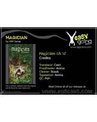 Magician 52 Volume Vol. 52 by Sarae, Kim
