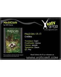 Magician 63 Volume Vol. 63 by Sarae, Kim