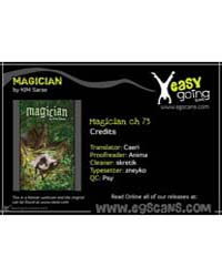 Magician : Issue 73 Volume No. 73 by Sarae, Kim