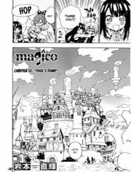 Magico 12 Volume Vol. 12 by Naoki, Iwamoto