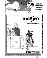 Magico 25 Volume Vol. 25 by Naoki, Iwamoto