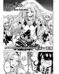Magico 32 Volume Vol. 32 by Naoki, Iwamoto