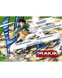 Major 18: Gibson is Desperate Volume No. 18 by Takuya, Mitsuda