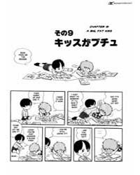 Mako to Rumi to Chii 9 : a Big, Fat Kiss Volume Vol. 9 by Osamu, Tezuka
