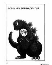 Maniac Road 21 : Soldiers of Love! Volume Vol. 21 by Kurihashi, Shinsuke