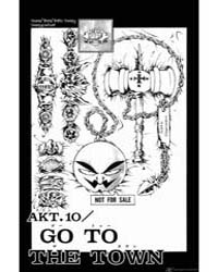 Mar 10 : Go to the Town Volume Vol. 10 by Anzai, Nobuyuki