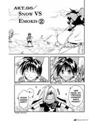 Mar 96 : Snow Vs Emokiss 2 Volume Vol. 96 by Anzai, Nobuyuki