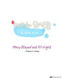 Mary Stayed Out All Night 2: Wings Volume Vol. 2 by Yeon, Won Soo