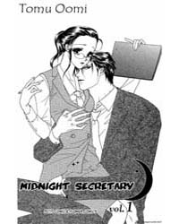 Midnight Secretary 1 : Bloody Night Offi... Volume Vol. 1 by Oomi, Tomu