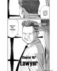 Monster 107 : Lawyer Volume Vol. 107 by Urasawa, Naoki