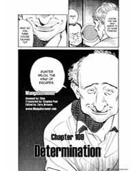 Monster 109 : Determination Volume Vol. 109 by Urasawa, Naoki
