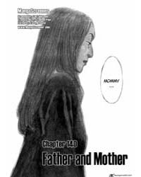 Monster 140 : Father and Mother Volume Vol. 140 by Urasawa, Naoki