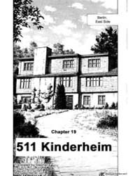 Monster 19 : 511 Kinderheim Volume Vol. 19 by Urasawa, Naoki