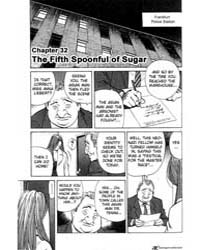Monster 32 : the Fifth Spoonful of Sugar Volume Vol. 32 by Urasawa, Naoki