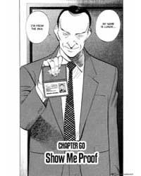 Monster 60 : Show Me Proof Volume Vol. 60 by Urasawa, Naoki