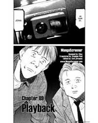 Monster 89 : Playback Volume Vol. 89 by Urasawa, Naoki