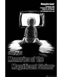 Monster 92 : Memories of the Magnificent... Volume Vol. 92 by Urasawa, Naoki