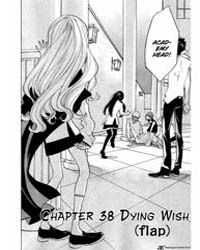 Nabari No Ou 38: Dying Wish Volume Vol. 38 by Kamatani, Yuhki