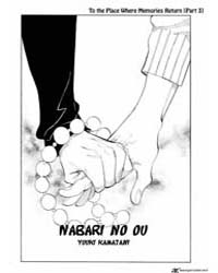 Nabari No Ou 61: the Place Where Memorie... Volume Vol. 61 by Kamatani, Yuhki