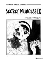 Naisho No Princess 1 Volume Vol. 1 by Megumi, Mizusawa