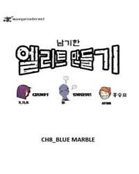 Nam Gi-han to Be an Elite 8: Blue Marble Volume No. 8 by Miti