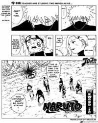 Naruto 338 : when You Cursed Him Volume No. 338 by Kishimoto, Masashi