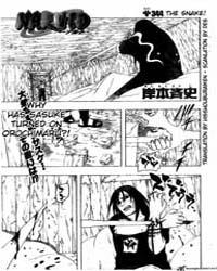 Naruto 344 : the Snake Volume No. 344 by Kishimoto, Masashi