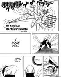 Naruto 499 : a New Seal! Volume No. 499 by Kishimoto, Masashi