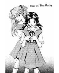 Neon Genesis Evangelion 27: the Party Volume Vol. 27 by Sadamoto, Yoshiyuki