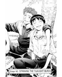 Neon Genesis Evangelion 40: Staining the... Volume Vol. 40 by Sadamoto, Yoshiyuki