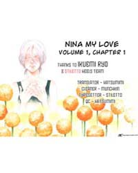 Nina My Love 1 Volume Vol. 1 by Ryou, Ikuemi