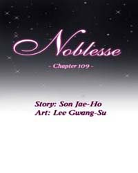 Noblesse 109 Volume No. 109 by Son, Jae-ho