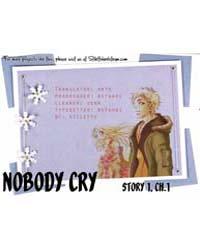 Nobody Cry 1 Volume No. 1 by Yukie, Sato