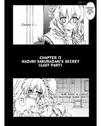Nogizaka Haruka No Himitsu 12 Volume Vol. 12 by