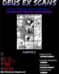 Occult Maiden - Light Chronicle 2 Volume No. 2 by Yomi, Hirasaka