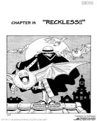 One Piece 14 : Reckless Volume No. 14 by Oda, Eiichiro