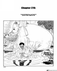 One Piece 270 : Serenade Volume No. 270 by Oda, Eiichiro