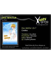 One Winter 7 Volume Vol. 7 by Maru