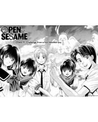 Open Sesame 11 : Challenge from a Hot-bl... Volume Vol. 11 by Kawakata, Kaoru