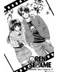 Open Sesame 65 : Your Name Volume Vol. 65 by Kawakata, Kaoru
