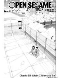 Open Sesame 92 : What I Want to Be Volume Vol. 92 by Kawakata, Kaoru